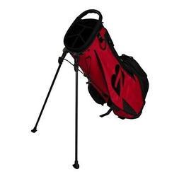 2018 Bridgestone Lightweight Stand Golf Bag Red