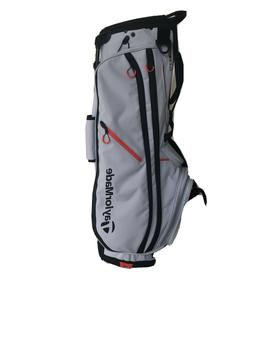 2019 flextech crossover stand bag silver gray