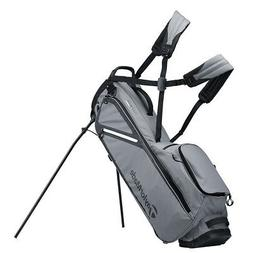 2019 TaylorMade Flextech Lite Stand Golf Bag - Charcoal/Blac
