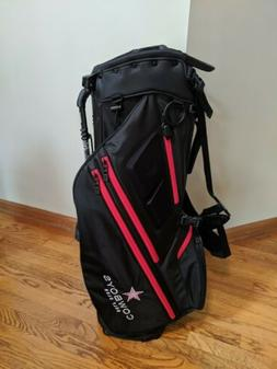 2019 TITLEIST HYBRID 5 STAND CARRY BAG, NAVY/WHITE/RED, TB9S