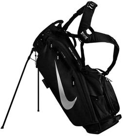 Nike 2020 Air Sport Stand Carry Golf Bag Black/Silver 6-Way