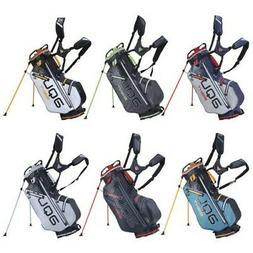 2020 Big Max Aqua Eight Golf Stand Bag Light Waterproof Full