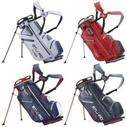 2020 Big Max Dri Lite Eight Golf Stand Bag Lightweight Full