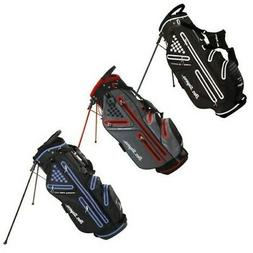 2020 Ben Sayers Golf Hydra Pro Waterproof Stand Bag Carry Ba