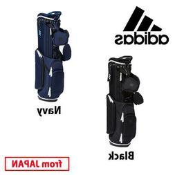 "2020 ADIDAS Golf JAPAN ADICROSS Caddy bag Stand bag 8.5"" 6.6"