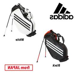 """2020 ADIDAS Golf JAPAN GUW09 Caddy bag Stand bag 9.5"""" 7.72lb"""