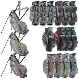 2020 Motocaddy Golf Trolley Cart Bag Range -Lightweight 14 W