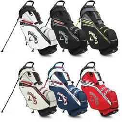 2020 Callaway Mens Hyper Dry Golf Stand Carry Bag Waterproof