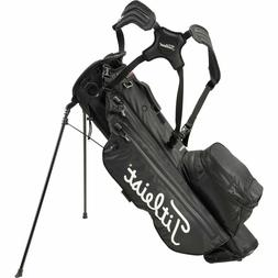 Titleist 2021 Players 4 StaDry Golf Stand Bag TB21SX2-0, Bla