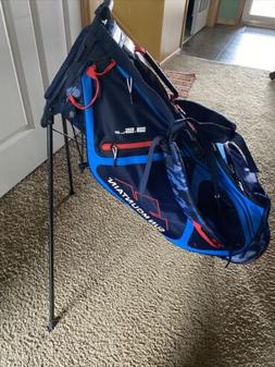 3 5ls stand golf bag 4 way