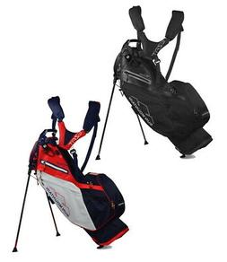 2021 Sun Mountain 4.5LS 14-Way Charged Navy-White-Red Stand