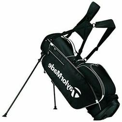 TaylorMade 5.0 Stand Bag Black/White