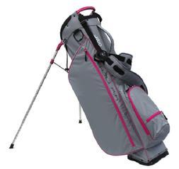 Ouul Air Light SC Golf Stand Bag Warm Gray/Pink ALT9SST-35
