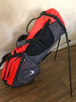 nike air sport cart/stand golf bag-NEW