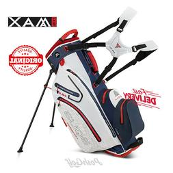 Big Max Aqua Hybrid 2 100% Waterproof Stand Bag