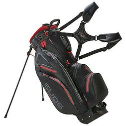 Big Max Aqua Hybrid Waterproof Stand / Carry Golf Bag 14-Way