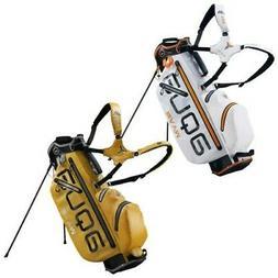 Big Max Aqua Wave Waterproof Stand Bag - Golf Dual Carry Str