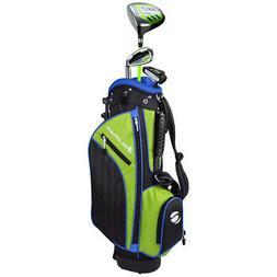 Orlimar ATS Left Hand Junior Boys' Golf Set with Stand Bag
