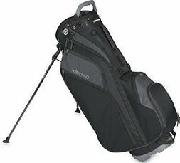 Bag Boy Golf 2018 Go Lite Hybrid Stand Bag Black/Slate