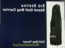 Callaway Big Bertha Stand Golf Bag Carrier 21092 Platinum wi
