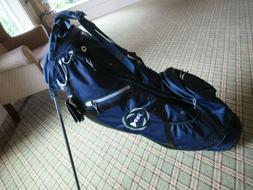 BRAND NEW SUN MOUNTAIN 3.5 LS STAND BAG NAVY MUIRFIELD VILLA