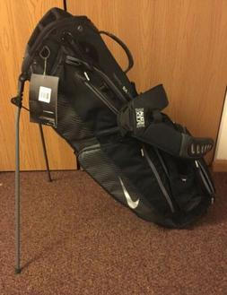 Brand New - Black Nike Air Sport Golf Carry Stand Bag