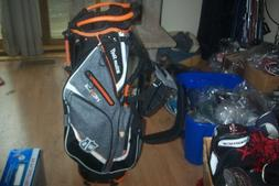 BRAND NEW  Wilson Nexus  stand bag  Black / Grey