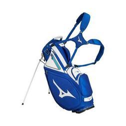 2020 NEW MIZUNO PRO 14-WAY STAND BAG White/Blue