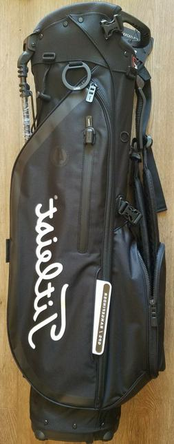 BRAND NEW WITH TAG 2020 TITLEIST PLAYERS 4 STAND BAG BLACK/B