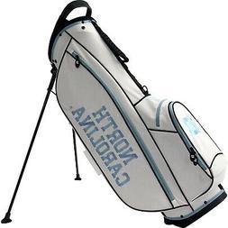 Bridgestone 2019 Collegiate NCAA 4 Way Stand Golf Bag w/ Han