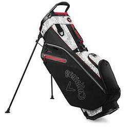 Callaway Golf 2020 Fairway Stand Bag Digi Camo Single Strap