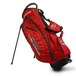 Carolina Hurricanes Golf Bag Stand Up Golf Bag With Stand