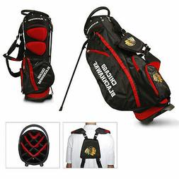 Chicago Blackhawks Team Golf Fairway Lightweight 14-Way Top