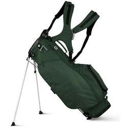 Sun Mountain Collegiate Stand Golf Bag - Green - New 2020