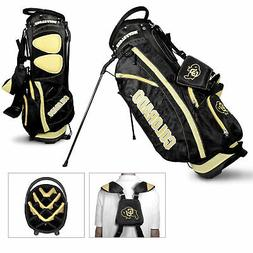 Colorado Buffaloes Team Golf Fairway Lightweight 14-Way Top