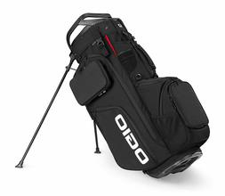 OGIO CONVOY 514 GOLF STAND/WALKING BAG.CHOOSE COLOR. 14-WAY