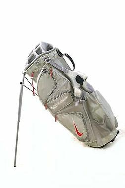 Nike Extreme Sport Stand Golf Bag 8 Dividers Gray