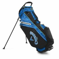 Callaway Fairway 14 Stand Golf Bag 2020 - Black Camo
