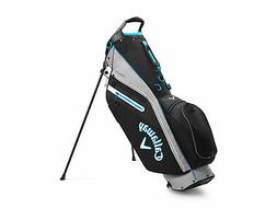 Callaway Fairway C Double Strap Stand Golf Bag 2020 - Silver