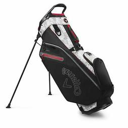 Callaway Fairway Double Strap Stand Golf Bag 2020 - Digi Cam