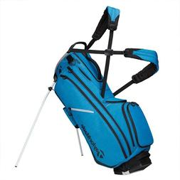 TaylorMade  FlexTech Crossover Stand Bag Driver Blue  - New