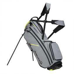 TaylorMade  FlexTech Crossover Stand Bag Silver Gray/Black