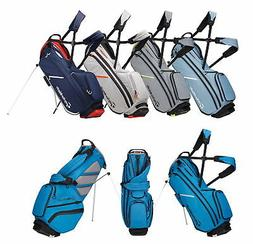 TAYLORMADE FLEXTECH CROSSOVER STAND GOLF BAG MENS - NEW 2020