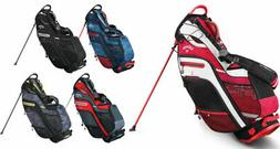 Callaway Fusion 14-Way Stand Bag 2019 - NAVY CAMO/RED