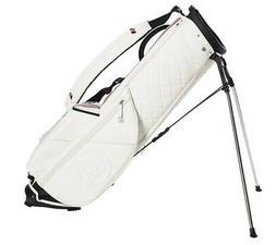 G/Fore Daytona Stand Golf Bag - Snow - New 2020