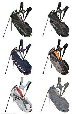 Cobra Golf 2019 Ultralight Stand Carry Bag 4.5 LBs 5 Way Top
