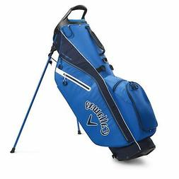 Callaway Golf 2020 Fairway C Slim Stand Bag-Royal-Navy-White