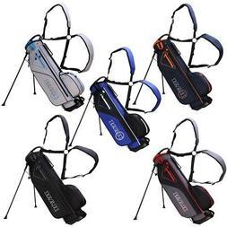 golf lightweight stand carry sunday bag