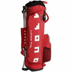 ONOFF Golf Men's Stand Caddy Bag Lightweight 9 x 47 inch 2.7