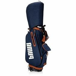 golf men s stand caddy bag throwback